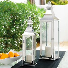 Kennedy Lanterns, Set of Two