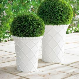 Katie Planters, Set of Two |