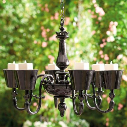 Edwina Outdoor Chandelier Grandin Road – Outdoor Chandelier