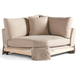 Ava Sectional Wedge