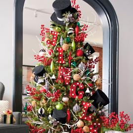 City Lights Designer Christmas Tree — Shop the