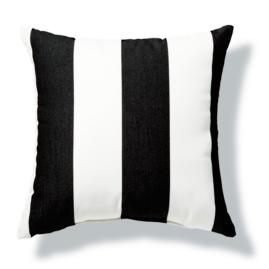 Knife Edge Square Outdoor Pillow