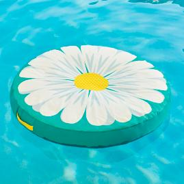Daisy Medallion Flower Float