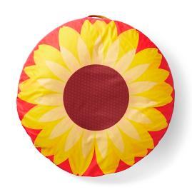 Sunflower Medallion Flower Float