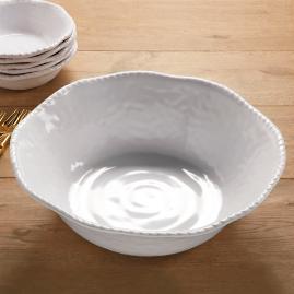Bexley Melamine Serving Bowl