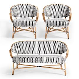 Monet Seating Set