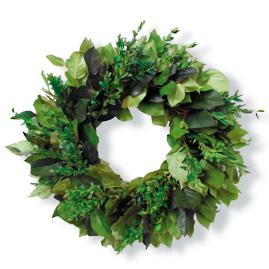 Irish Forest Wreath |