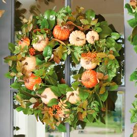 Southern Harvest Wreath