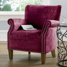 Bella Fabric Chair