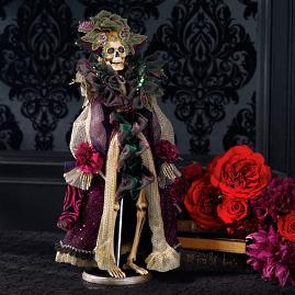 Mark Roberts Mrs. Regal Fashion Skeleton
