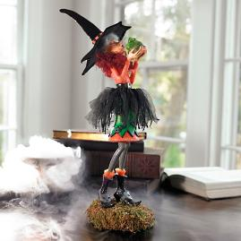 Bewitching Clarice Figure