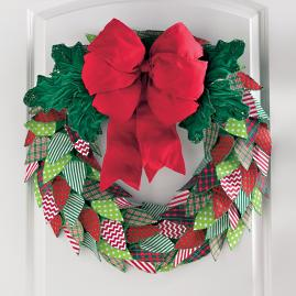 Christmastime Wreath
