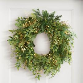 Breckenridge Cordless Wreath