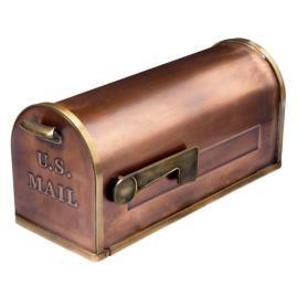 Copper Mailbox |