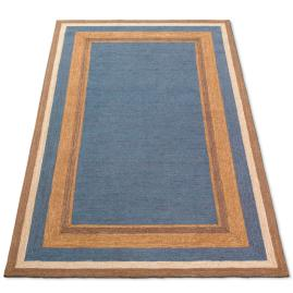 Multi border All weather Outdoor Rug