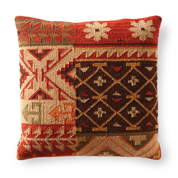 Throw Pillows King Size Bed : Kilim Indoor Throw Pillows - Grandin Road