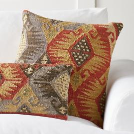 Izmir Kilim Throw Pillow