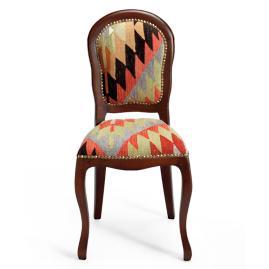 Izmir One-of-a-Kind Kilim Chairs