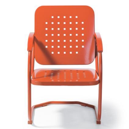 Retro Outdoor Chair retro outdoor furniture collection | grandin road