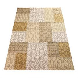 Jacquard Patchwork Indoor Area Rugs