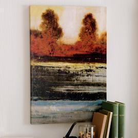 Clayfeet II Wall Art