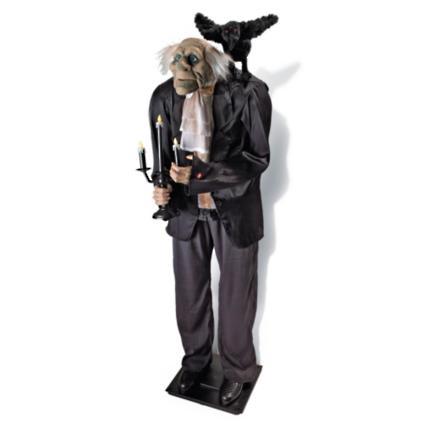 life size bernard butler halloween figure - Frontgate Halloween