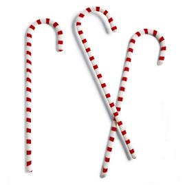 "Set of Three 31"" Candy Canes"