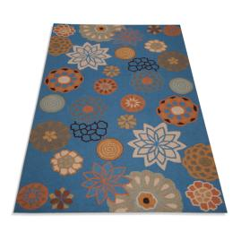 Floral Blossom Outdoor Rug
