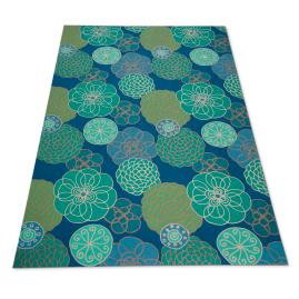 Disco Burst Outdoor Rug