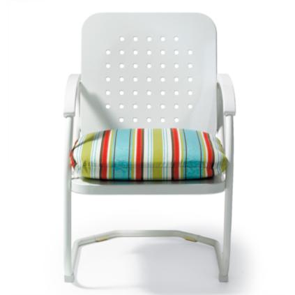 retro spring chair cushion - Retro Patio Furniture