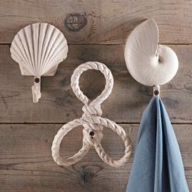 Ocean-themed Hooks