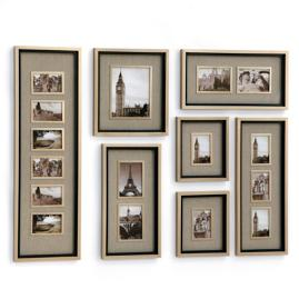 Seven frame Photo Collage