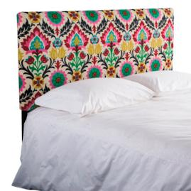 Classic Patterned Headboard |