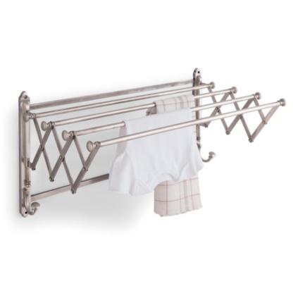 Extendable Towel Rack