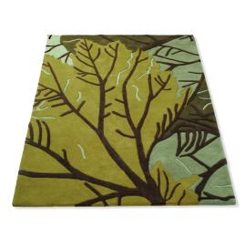 Leaf Canopy Indoor Area Rug