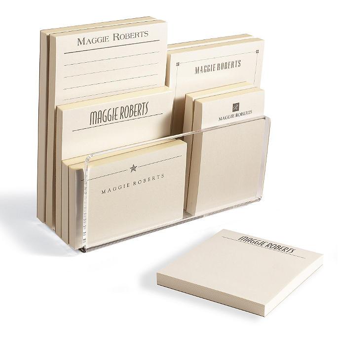 Personalized Large Memo Pads 3851 At Print EZ.