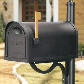 Classic Curbside Mailbox & Post