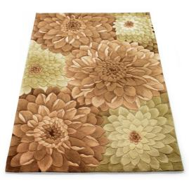Hand tufted Laurel Area Rug