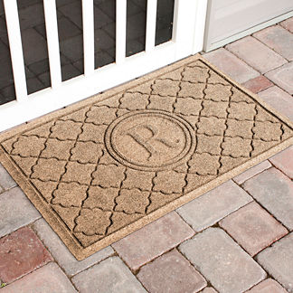 Palmer Personalized Doormat And Stair Treads Grandin Road