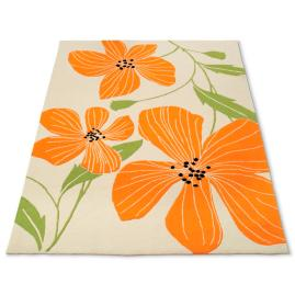 Tiger Lily Area Rug