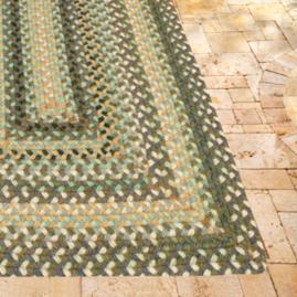 High Country Area Rug in Treeline