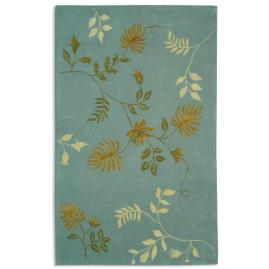 Soho Area Rug in Light Blue