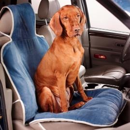 Luxury Single Pet Seat Cover
