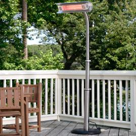 Offset Infrared Patio Heater |