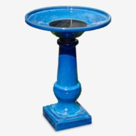 Athena Solar-powered Birdbath