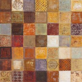 Textured Patch Wall Art