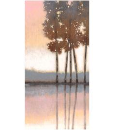 Blushing Sky I Wall Art