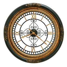 Postema Gallery Wall Clock Grandin Road