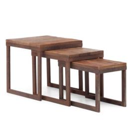 Civic Center Nesting Tables