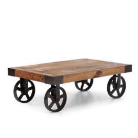 Barbary Coast Cart Table